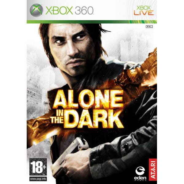 Alone in the Dark akcia [XBOX 360] - BAZÁR (použitý tovar)