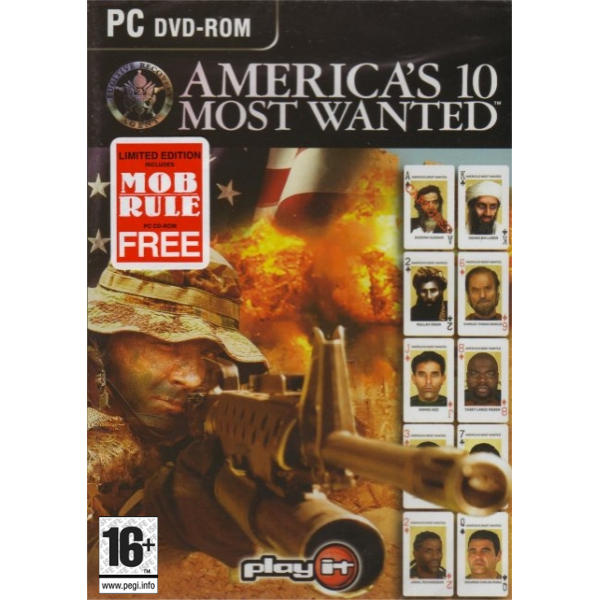 America�s 10 Most Wanted