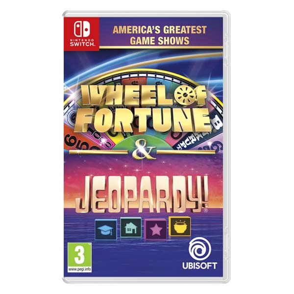 America's Greatest Game Shows: Wheel of Fortune & Jeopardy NSW