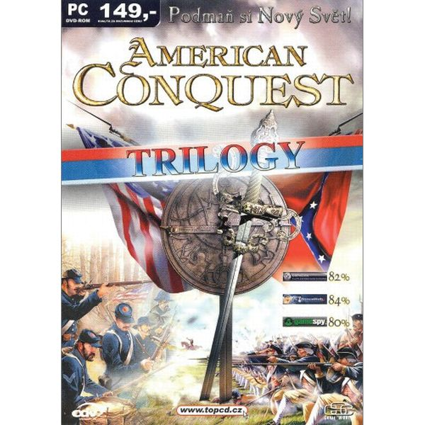 American Conquest Trilogy
