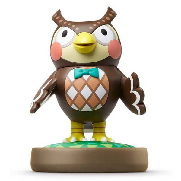 amiibo Blathers (Animal Crossing) NIFA0063