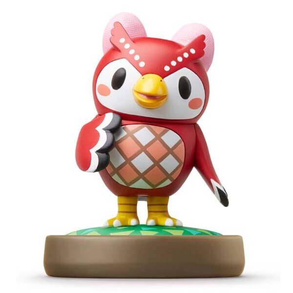 amiibo Celeste (Animal Crossing)