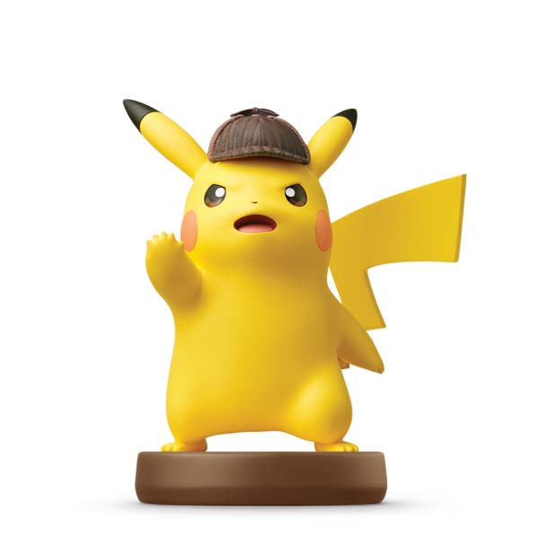 amiibo Detective Pikachu (Pokémon) NIFA0106