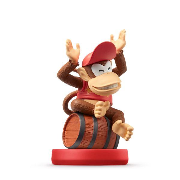 amiibo Diddy Kong (Super Mario)