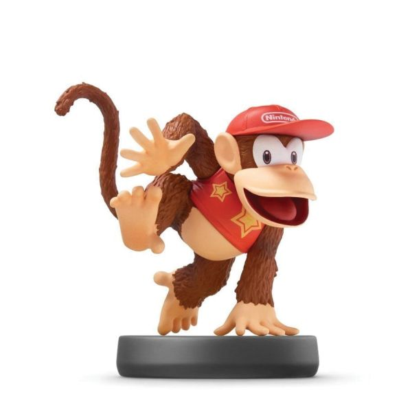 amiibo Diddy Kong (Super Smash Bros.)