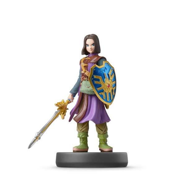 amiibo Dragon Quest Hero (Super Smash Bros.)