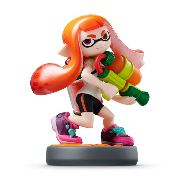 amiibo Girl (Splatoon)