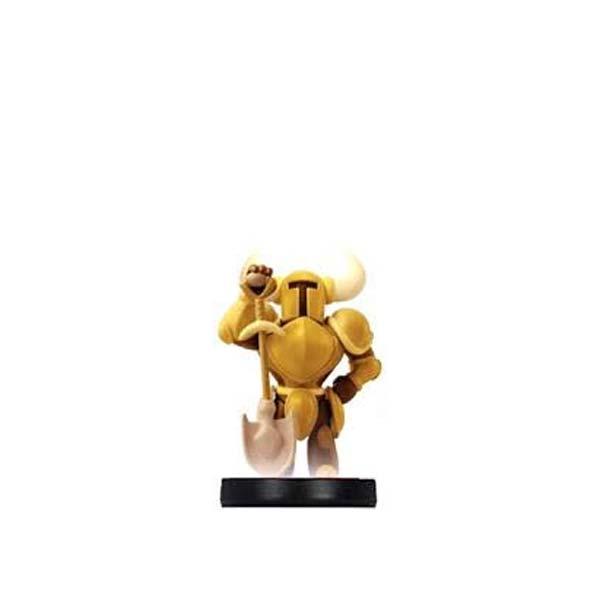 amiibo Gold Shovel Knight (Shovel Knight)