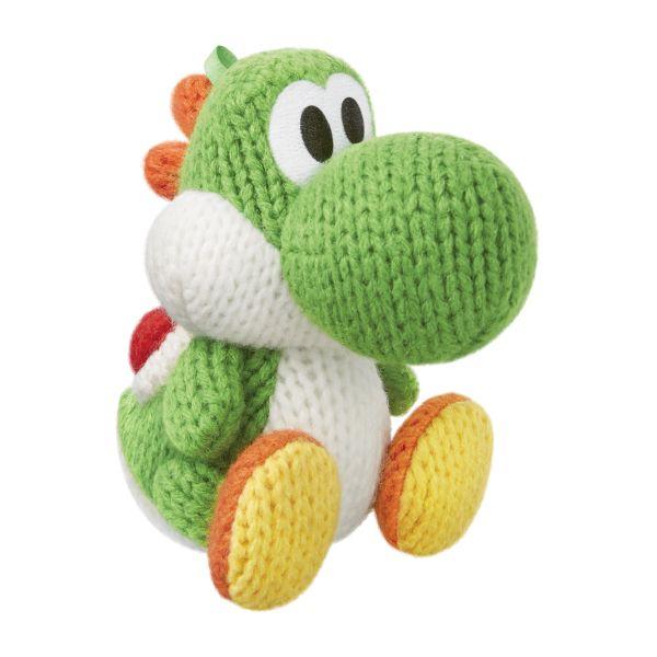 amiibo Green Yarn Yoshi (Yoshi's Woolly World)