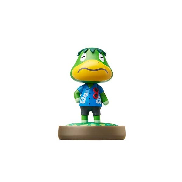 amiibo Kapp'n (Animal Crossing)