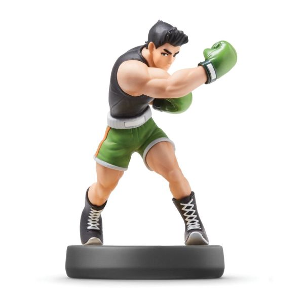amiibo Little Mac (Super Smash Bros.)
