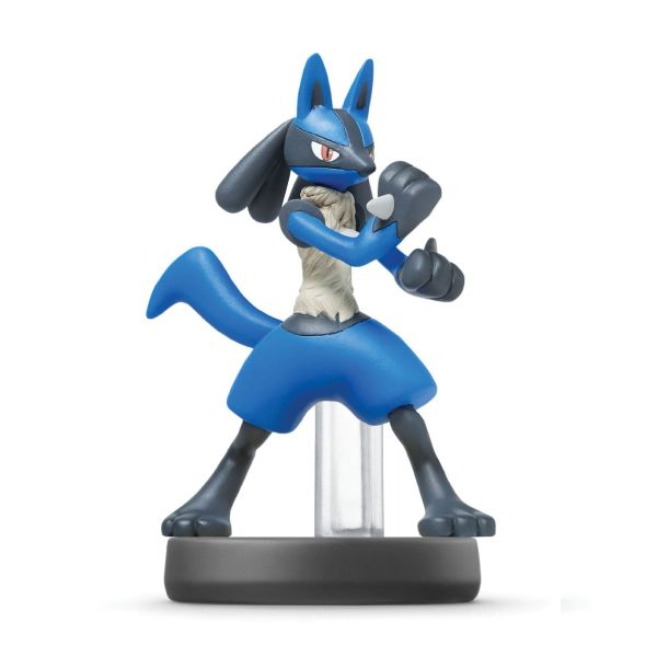 amiibo Lucario (Super Smash Bros.)