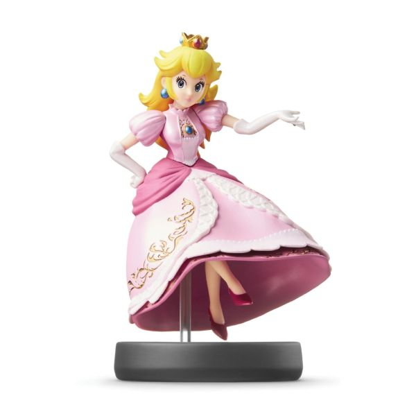 amiibo Peach (Super Smash Bros.)