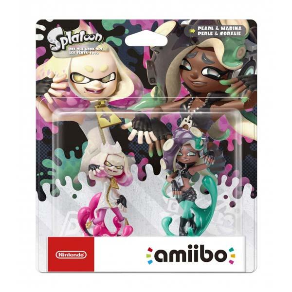 amiibo Pearl & Marina (Splatoon Off the Hook Set)