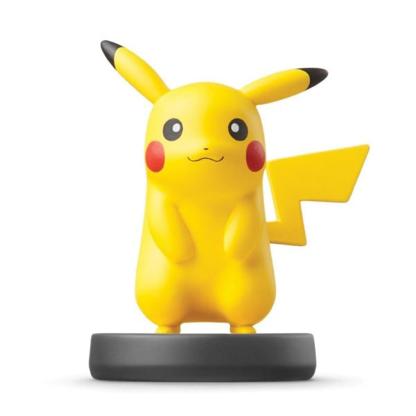 amiibo Pikachu (Super Smash Bros.)