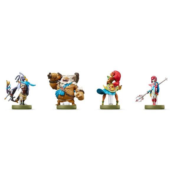amiibo The Legend of Zelda Breath of the Wild Collection (The Legend of Zelda)