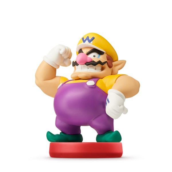 amiibo Wario (Super Mario)