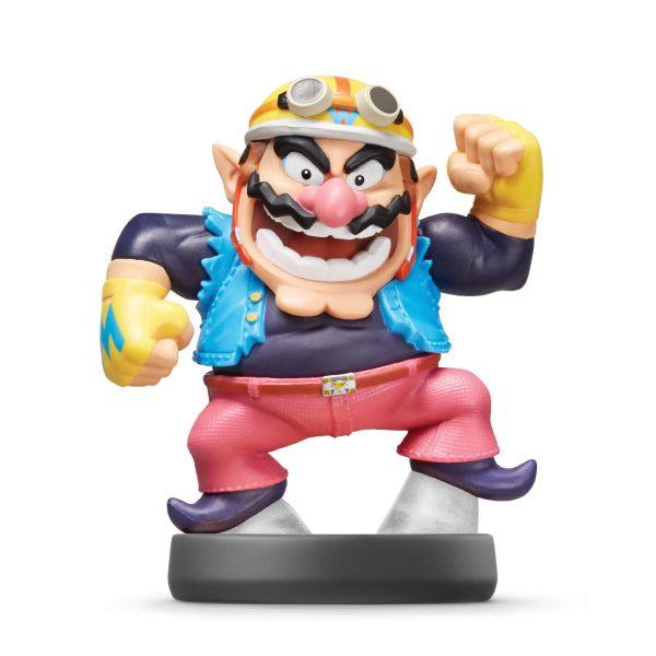 amiibo Wario (Super Smash Bros.)