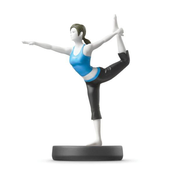 amiibo Wii Fit Trainer (Super Smash Bros.)