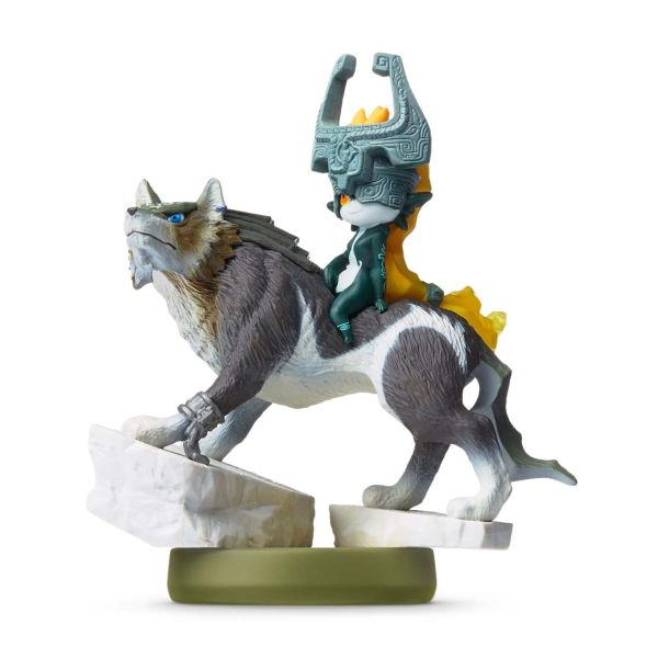 amiibo Wolf Link (The Legend of Zelda)