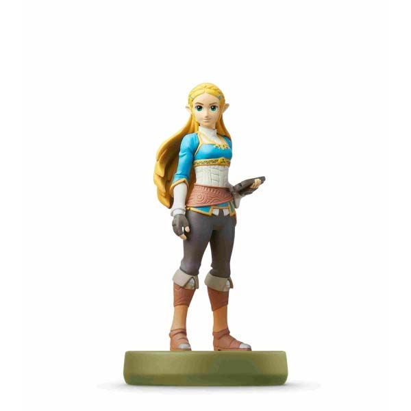 amiibo Zelda Fieldwork (The Legend of Zelda)