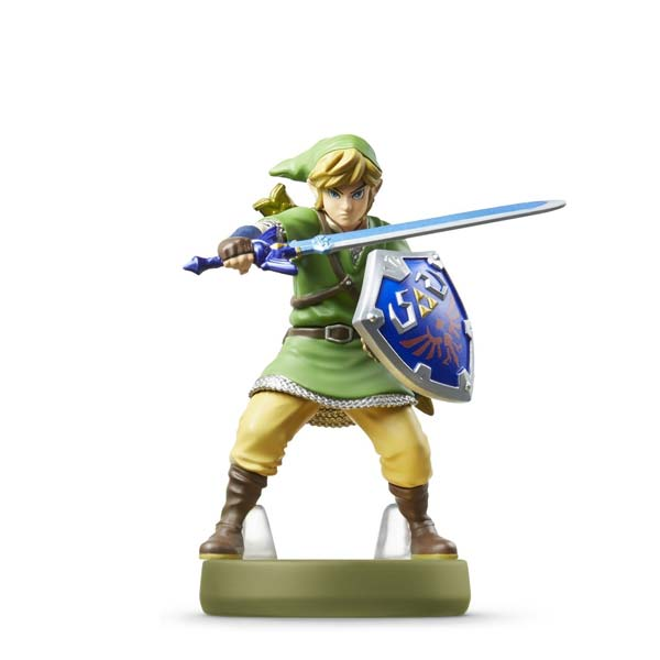 amiibo Zelda Link (The Legend of Zelda Skyward Sword)