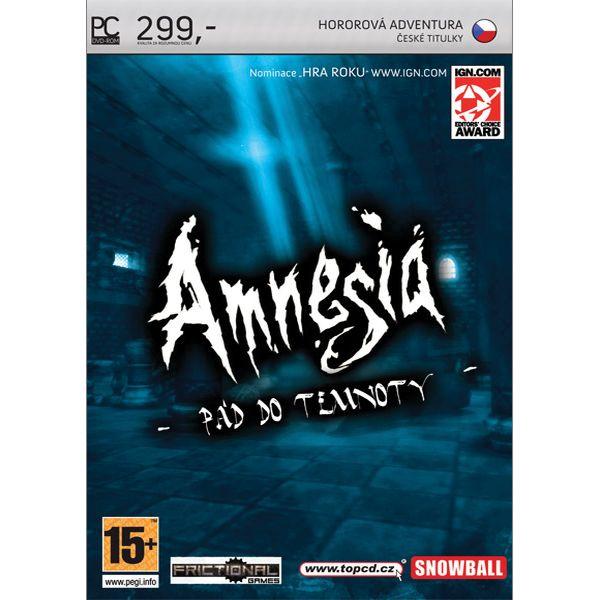 Amnesia: Pád do temnoty CZ