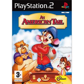 An American Tail [PS2] - BAZÁR (použitý tovar)