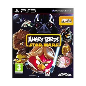 Angry Birds: Star Wars [PS3] - BAZÁR (použitý tovar)