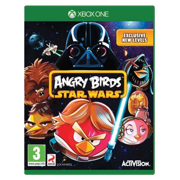 Angry Birds: Star Wars [XBOX ONE] - BAZÁR (použitý tovar)