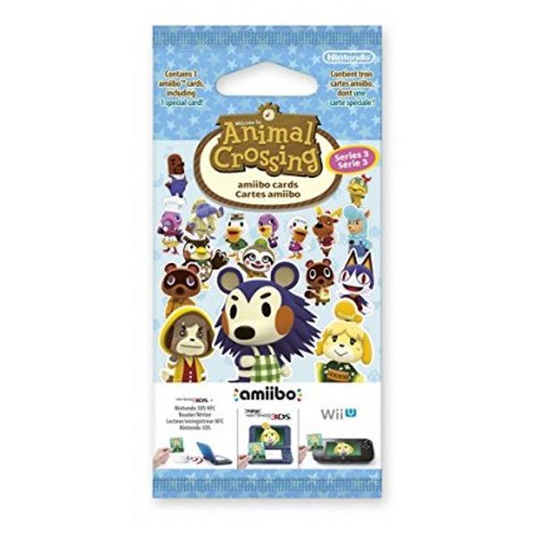 Animal Crossing amiibo Cards (Series 3)