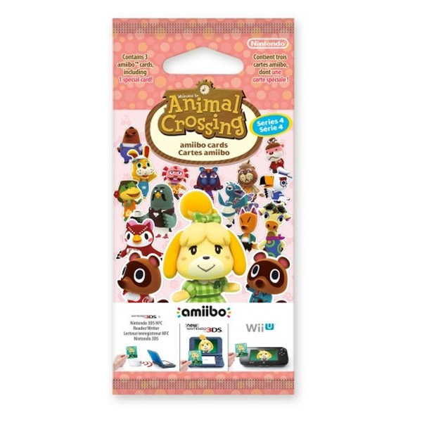 Animal Crossing amiibo Cards (Series 4)