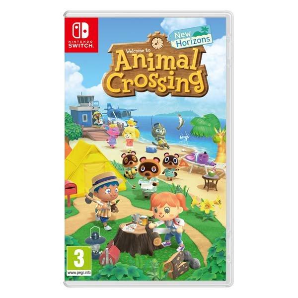 Animal Crossing: New Horizons [NSW] - BAZÁR (použitý tovar)