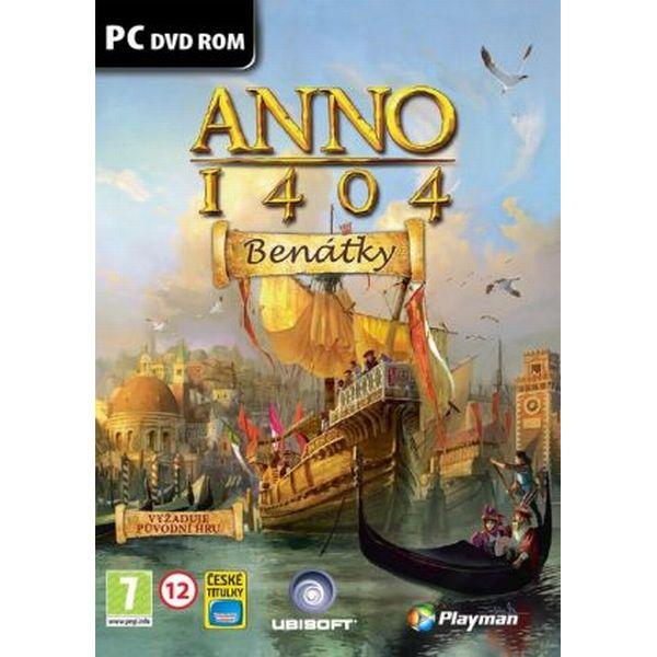 Anno 1404: Benátky CZ