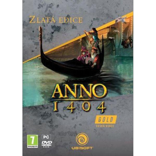 Anno 1404 CZ (Zlatá Edícia)