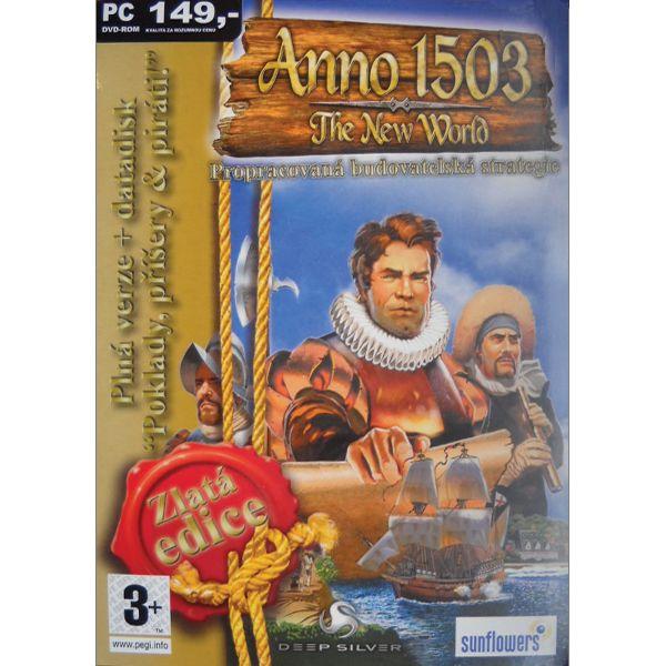 Anno 1503: The New World (Zlatá edícia) PC