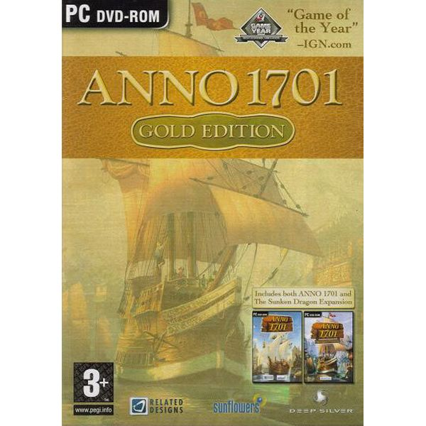 Anno 1701 (Gold Edition)