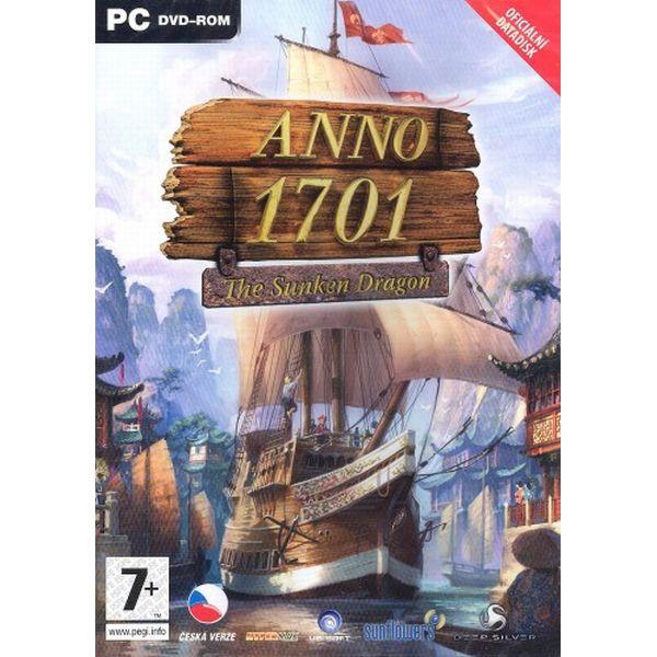 Anno 1701: The Sunken Dragon CZ