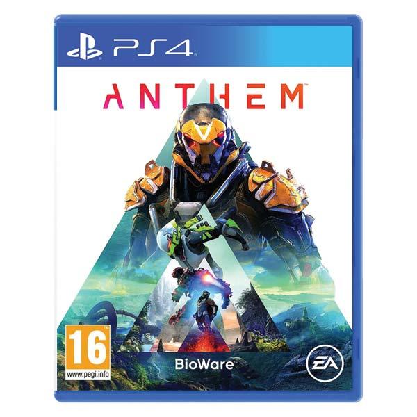 Anthem [PS4] - BAZÁR (použitý tovar)