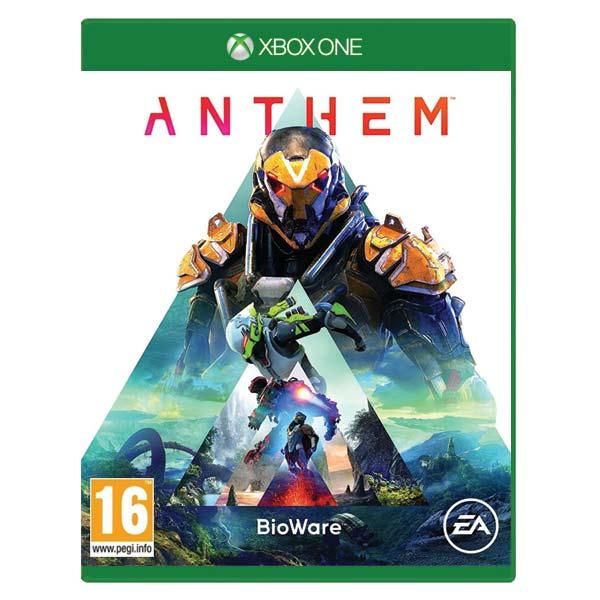 Anthem [XBOX ONE] - BAZÁR (použitý tovar)