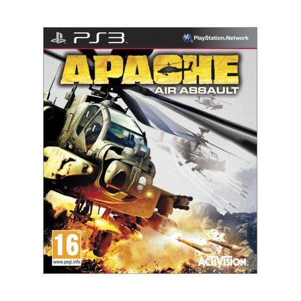 Apache: Air Assault [PS3] - BAZÁR (použitý tovar)