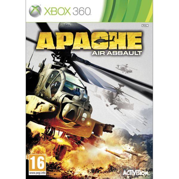 Apache: Air Assault [XBOX 360] - BAZÁR (použitý tovar)