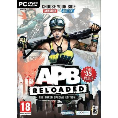 APB: Reloaded PC