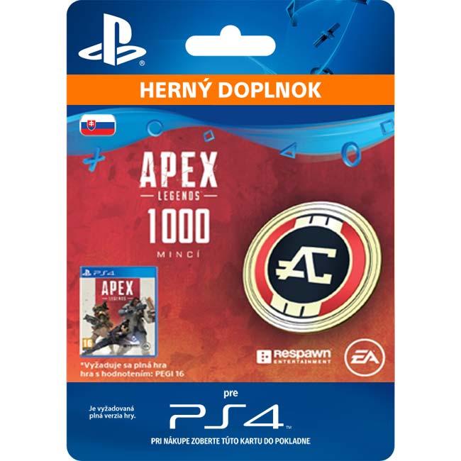 Apex Legends (SK 1000 Apex Coins)
