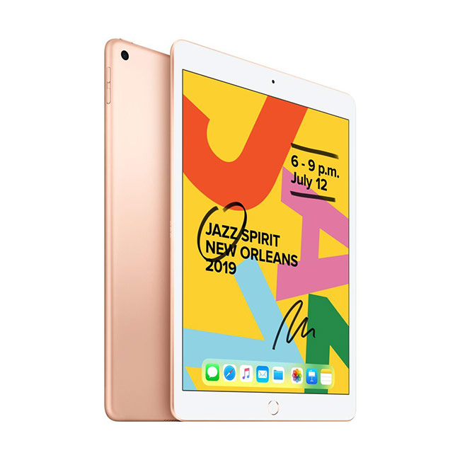 Apple iPad (2019), Wi-Fi, 32GB, Gold MRJN2FD/A