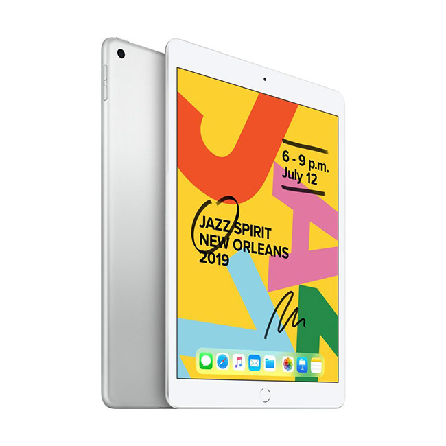 Apple iPad (2019), Wi-Fi, 32GB, Silver MRJN2FD/A
