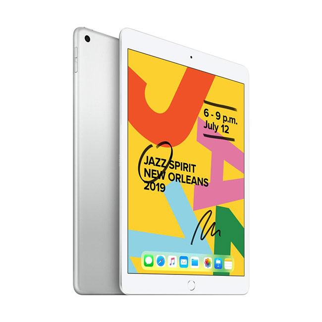 Apple iPad (2019), Wi-Fi + Cellular, 32GB, Silver MRJN2FD/A