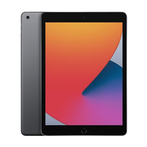 Apple iPad (2020), Wi-Fi + Cellular, 128GB, Space Gray MYML2FD/A