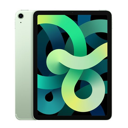 "Apple iPad Air 10.9"" (2020), Wi-Fi + Cellular, 256GB, Green MYH72FD/A"