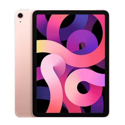 "Apple iPad Air 10.9"" (2020), Wi-Fi + Cellular, 256GB, Rose Gold MYH52FD/A"